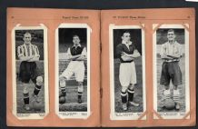 TRADE  cards  Football Stars of Today 1938 issued with Topical Times